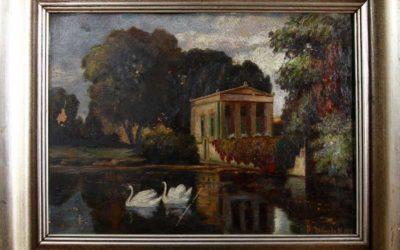 Wenzlaff und die Malerei